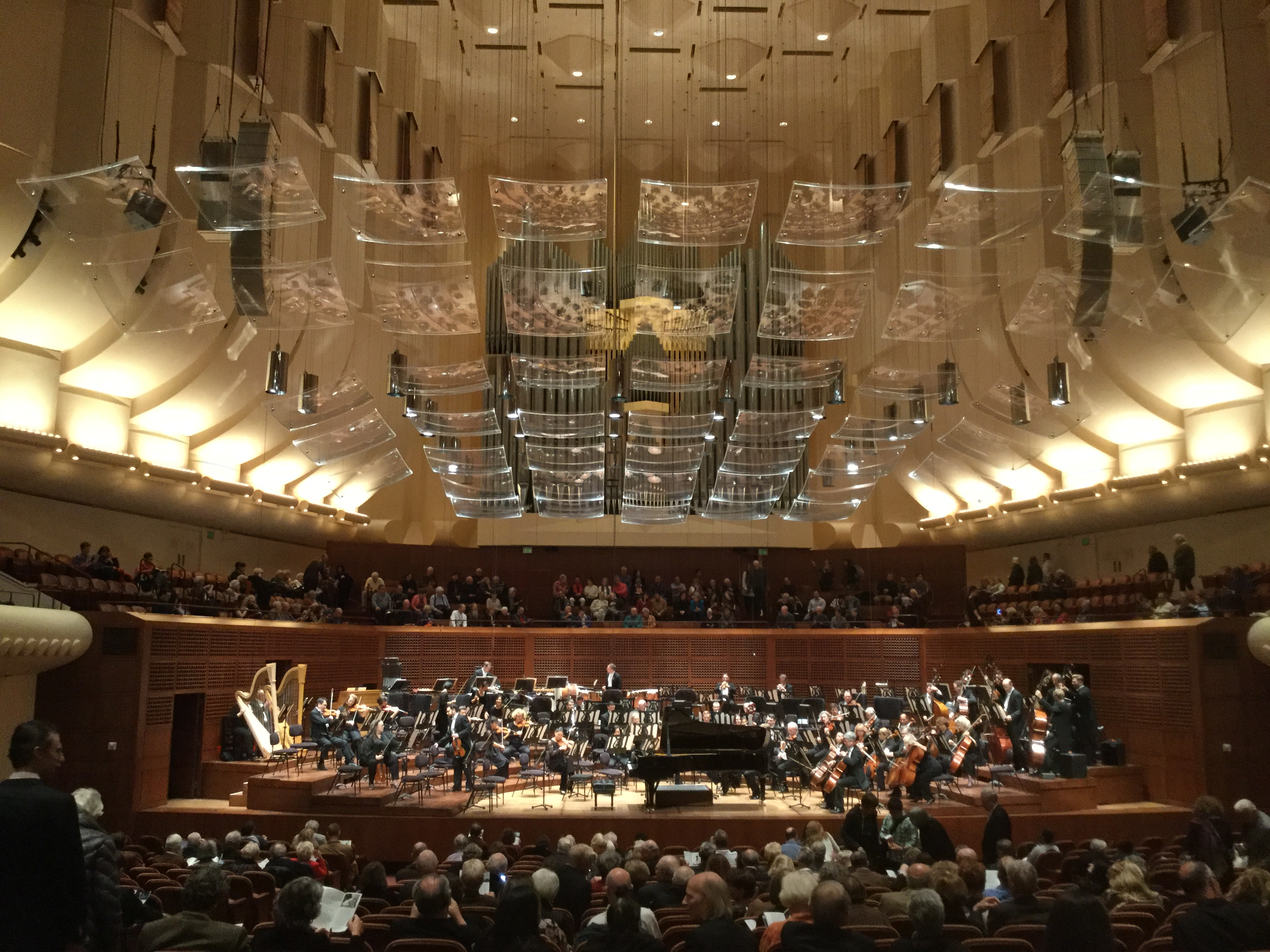 San Francisco Symphony, Davies Hall