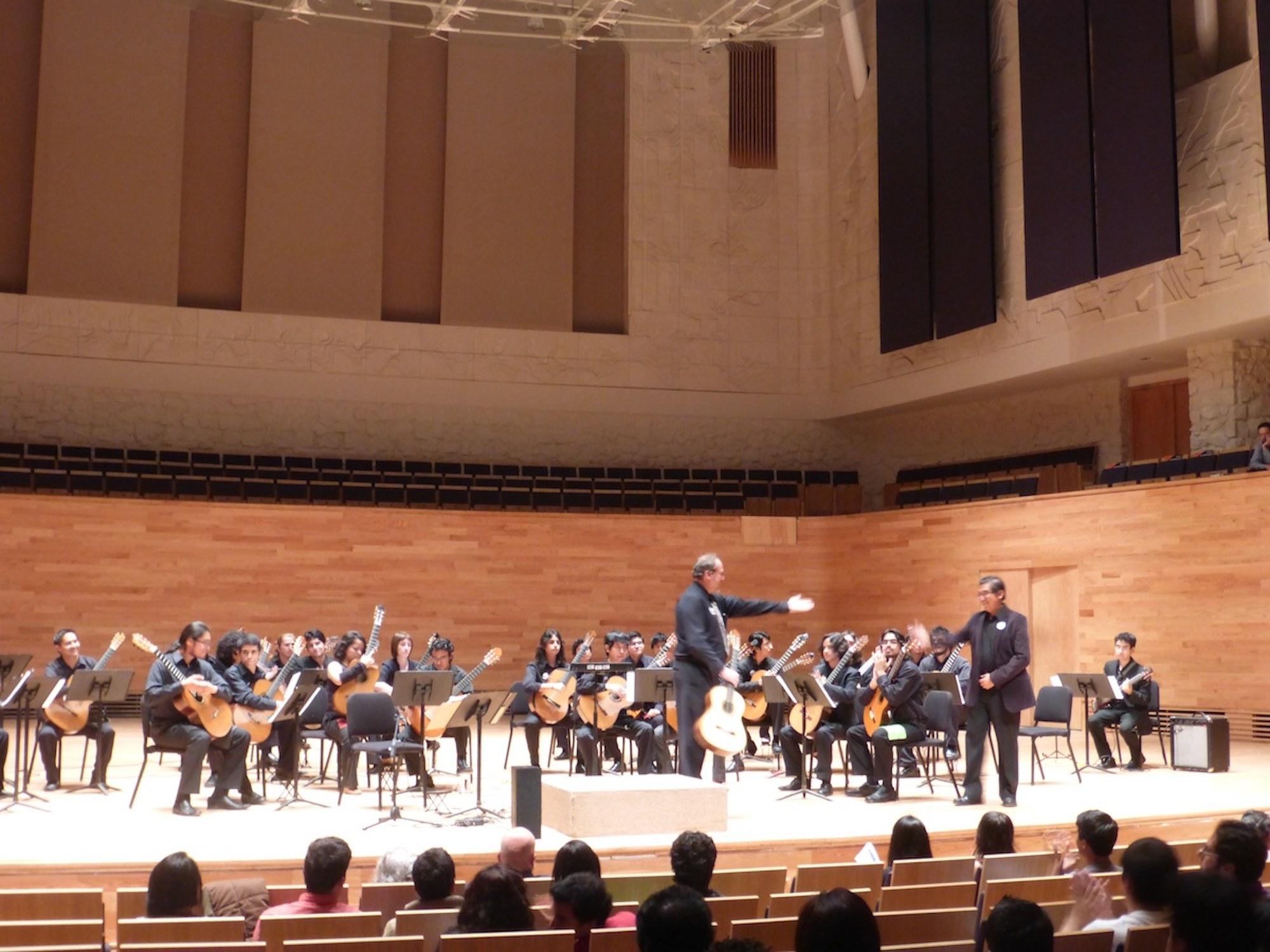 Bill, Gustavo, orchestra